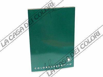 Collezione Qui Top Quality - 1 Quaderno A4 - Rigo 1r (riga 1 Cm Senza Margine) Essere Romanzo Nel Design