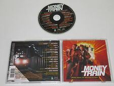 MONEY TRAIN/SOUNDTRACK/VARIOUS(550 MUSIC/EPIC SOUNDTRAXS BK 67419) CD ALBUM