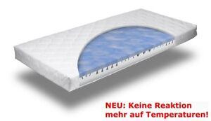7 Zonen Gelschaum Matratze NEU temperaturneutral 16 cm H2 od H3