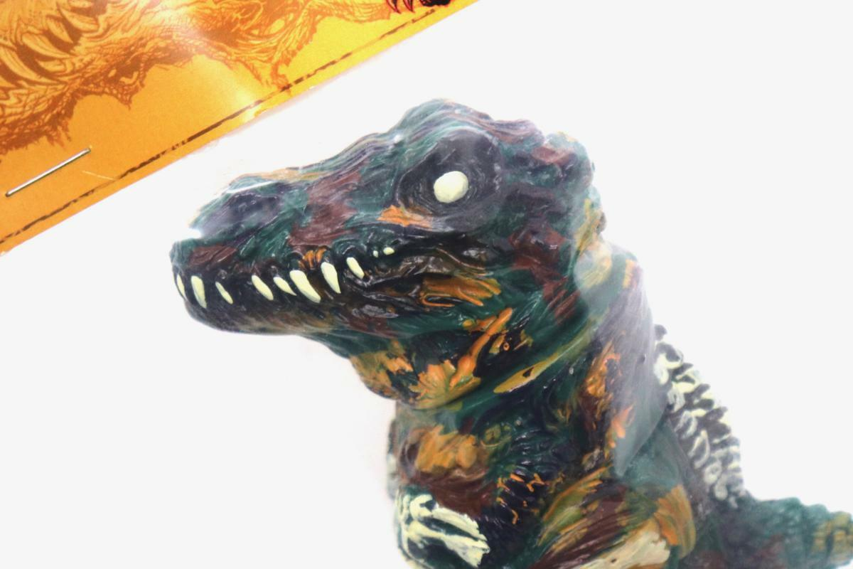 James Groman Rancid Raptor Camo Painted Edition Sealed with Header Header Header Sold Out 58fc27