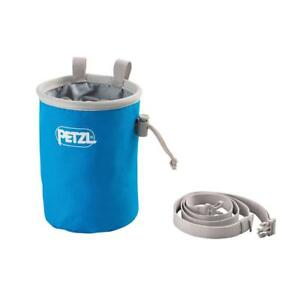 Petzl-Bandi-Chalk-bag-Blue