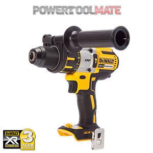 Dewalt Dcd795n 18v Compact Brushless Hammer Drill Body