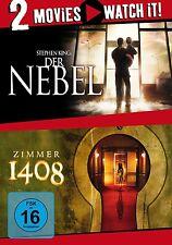STEPHEN KING: DER NEBEL/ZIMMER 1408 2 DVD NEU