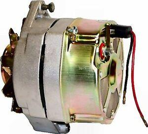 marine alternator for mercruiser, omc 12v 61 amp 3-wire ... 4 wire alternator wiring 4 wire alternator wiring mercruiser #12