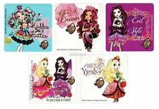 15 Ever After High Stickers Kid Reward Party Goody Loot Bag Filler Favor Supply