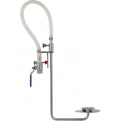 The Ultimate Sparge Arm Stainless Adjustable Assembly Fits Most Brew Kettles