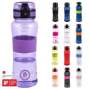 65b00123b2 Ion8 Leak Proof Sports Water Bottle, 550ml, Lockable Lid, BPA Free ...