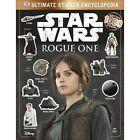 Star Wars Rogue One Ultimate Sticker Encyclopedia by DK (Paperback, 2016)