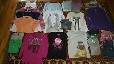 $600+ LOT 25 Girls Tops Shorts Jeans Dresses! Justice, Gap, Ralph Lauren 10, 12
