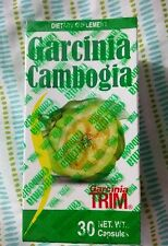 GARCINIA CAMBOGIA * GARCINIA TRIM * BEST Diet Pill Weight Loss Fat Burner