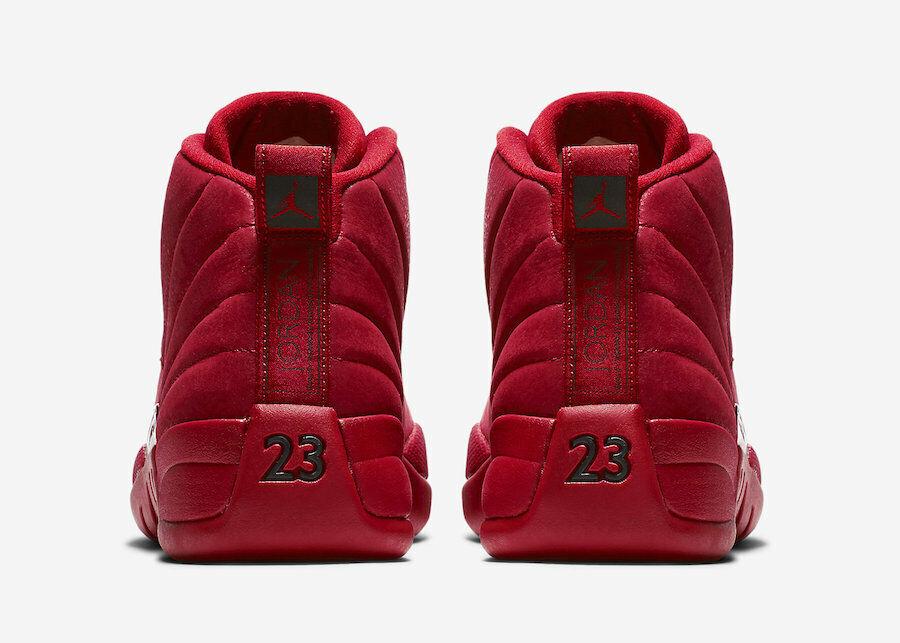 2018 Nike Air Jordan 12 XII XII XII Retro Gym Red Size 7. 130690-601. 765128