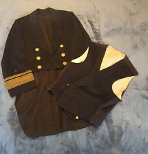 Spanish American War WWI US Navy Admiral Uniform