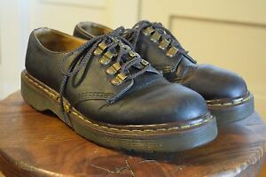 8098 Us Oxford Leather Uomo 8 England Uk slip Dr Shoes 7 Brown Martens Non q5UYwzT