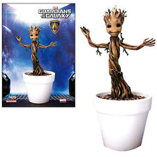 Guardians of the Galaxy Baby Groot 7 Inch Action Hero Pre Assembled Model Kit