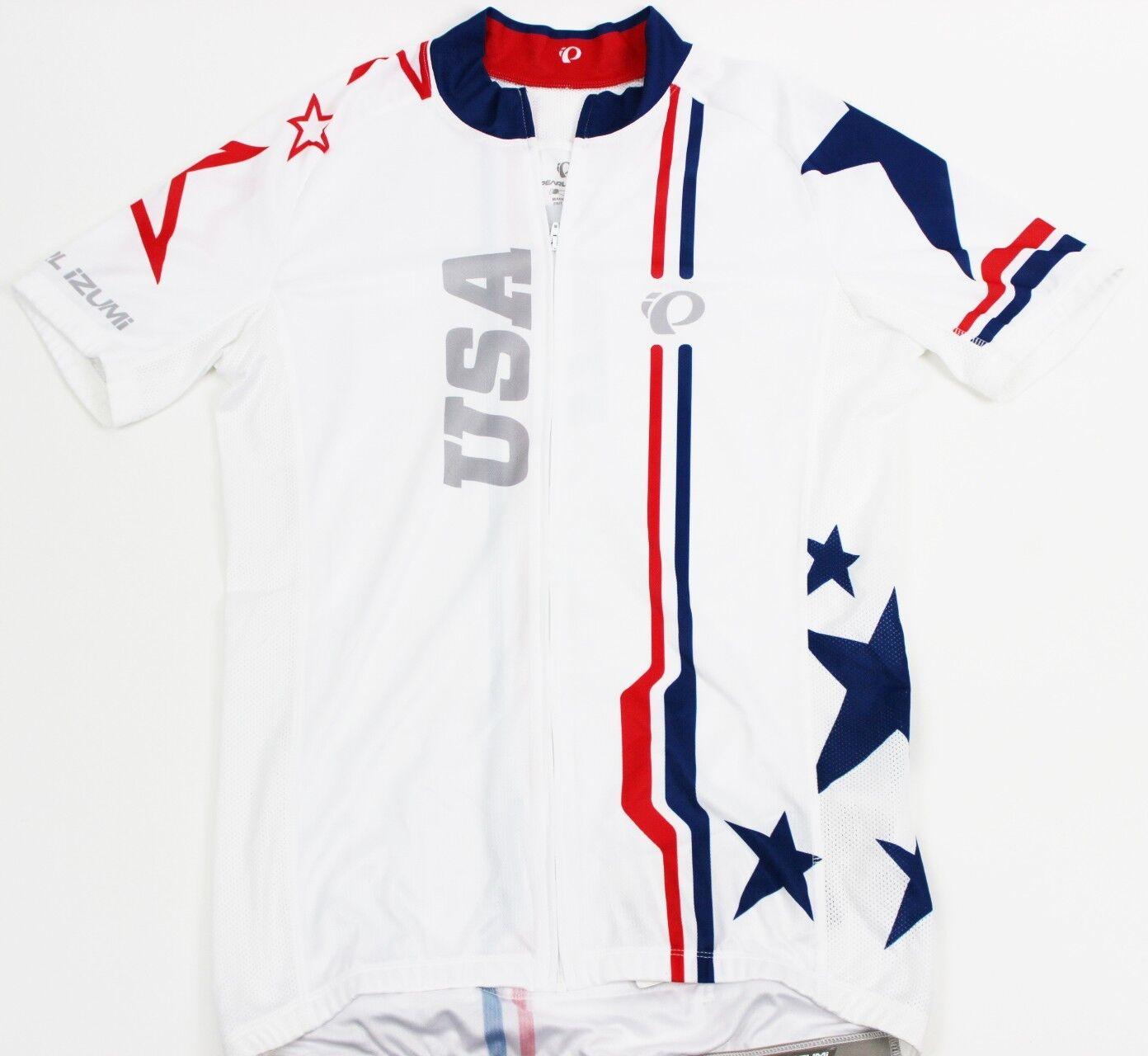 PEARL IZUMI Ride Para Hombre Hombre Hombre Elite usa para Ciclismo Jersey-Talle medio (M) 79a029