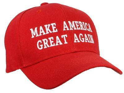 Tropic Hats Adult Embroidered MAGA Donald Trump Adjustable Ballcap