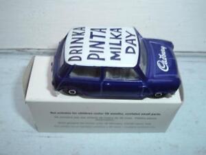 Corgi Cameos Mini Drinka Pinta Milka Day Cadbury Mint Boxed See