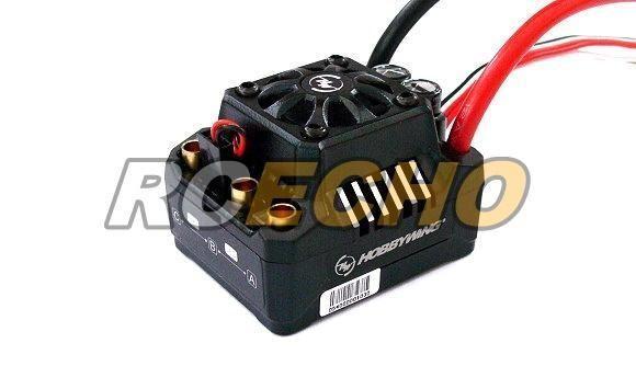 Hobbywing Ezrun Max10 SCT 120 A Motor sin escobillas RC ESC Speed Controller SL559