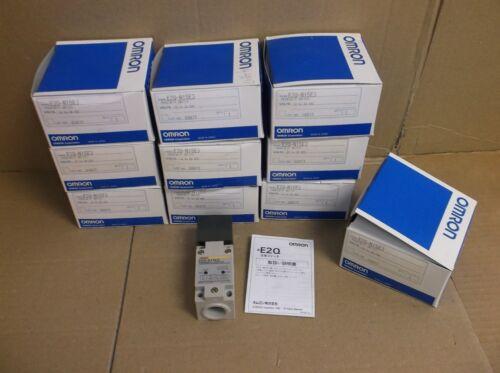 E2Q-N15E3 Omron NEW In Box Proximity Switch Sensor E2QN15E3