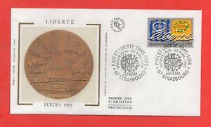 FDC - Libertad - Europa 1995 (404)