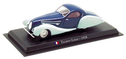 France 1938-1//43 Talbot Lago No49