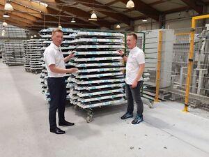 Veka 70 Kunststofffenster Fenster Aus Polen Baugewerbe