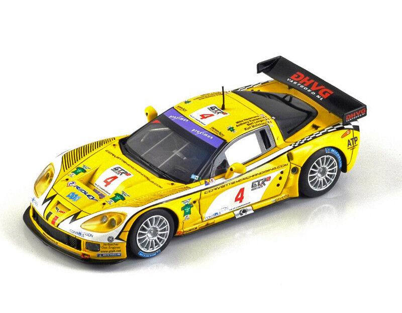 Chevrolet Corvette C6-R 2006 Spa Longin   Kumpen   Hezemans   Mollekens 1 43