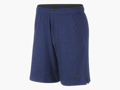 "Nike Men/'s Size Small 9/"" Dri-FIT Navy Workout Training Shorts 842267-429"