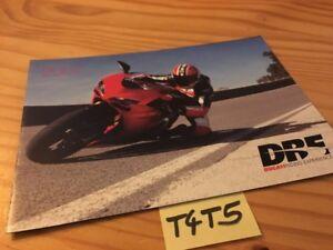Ducati-Dre-Riding-Experience-2007-Prospecto-Publicidad-Folleto