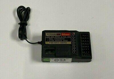 Hitec RCD3500-Récepteur 35 MHz