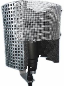 Microphone-Windscreen-Shield-Isolation-Reflection-Pop-Filter-Screen-Vocal-Booth