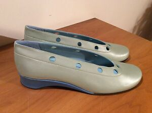 THIERRY-RABOTIN-ENCHANTING-women-s-shoes-size-41-us-10-5-made-in-Italia