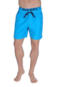 7e013a0c74 Image is loading Diesel-Dolphin-Swim-Shorts-CMFVOQACJ-Turquoise