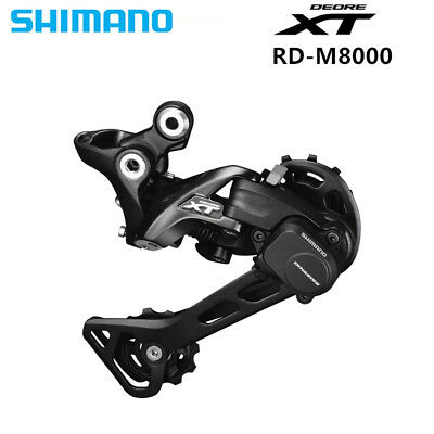 SHIMANO DEORE XT RD-M8000 Long /& Middle Cage 11S Speed Rear Derailleur