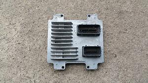 Vauxhall-Corsa-ECU-Engine-Control-Unit-55576684-AAPK-12636386