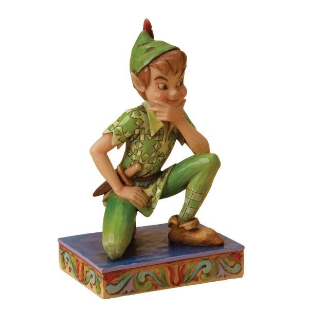 Disney Traditions 4023531 Childhood Champion Peter Pan Figurine