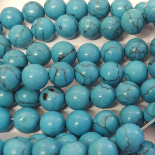 16 Inch Semi Precious Gemstone 8mm Round Beads Approx 50 Beads