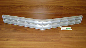 Camaro Grill 78-79 Lower Silver **In Stock!** Grille