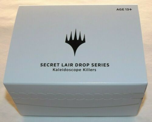 Details about  /MTG Kaleidoscope Killers Secret Lair Drop Series SEALED BOX Magic the Gathering