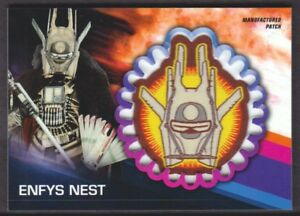 2018-Topps-Solo-A-Star-Wars-Story-Manufactured-Patches-MP-ME-Enfys-Nest
