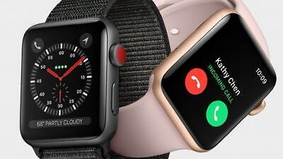 buy online 84e08 9c9b0 Openbox Apple Watch Series 3 38MM 42MM GPS Cellular Aluminium Case Sport /  Loop