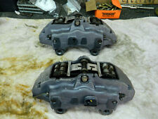 Porsche Cayenne Audi Q7 Vw Brembo 18z Front Disc Brake Calipers Left And Right