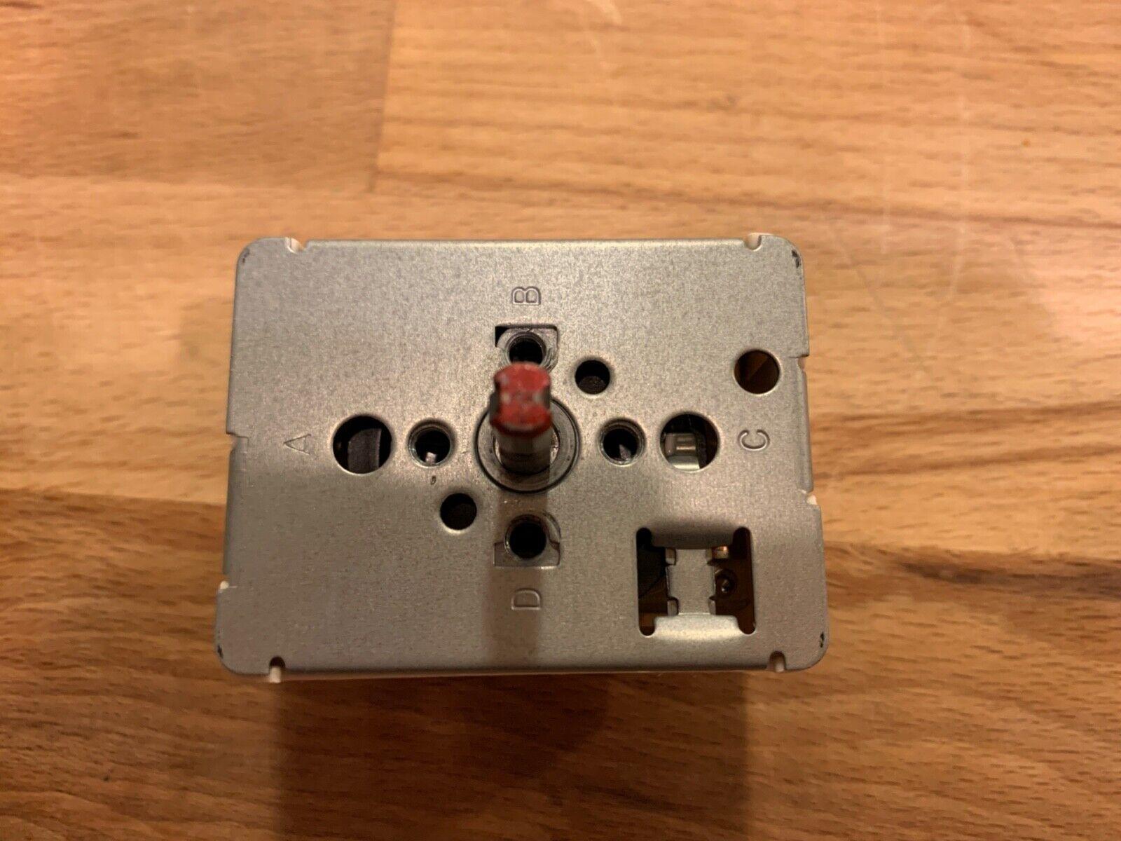NEW GE Range Infinite Warmer Switch WB24T10012 875059