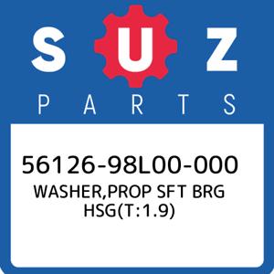 56126-98L00-000-Suzuki-Washer-prop-sft-brg-hsg-t-1-9-5612698L00000-New-Genuine
