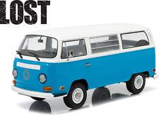 GREENLIGHT 19011 Artisan Collection Lost 1971 Volkswagen Dharma Van  1:18 Scale