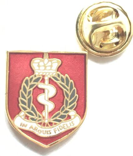 R.A.M.C Royal Army Medical Corps British Military Enamel Lapel Pin Badge