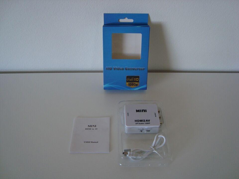 HDMI2AV, Perfekt