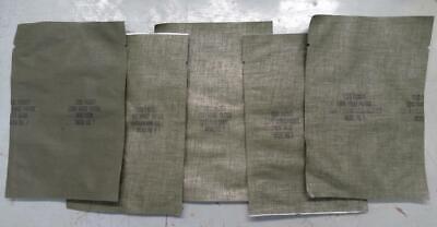 UNUSED VIETNAM WAR ERA LRP FOOD BAG CHILI CON CARNE #EQ354 ONE SINGLE