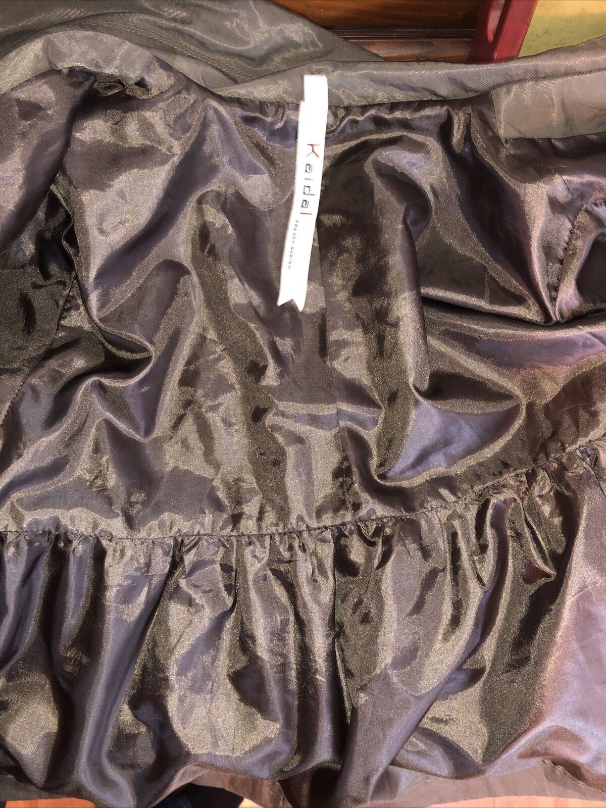 Kaidal French Design Cotton Blend Lg Jacket Workw… - image 6