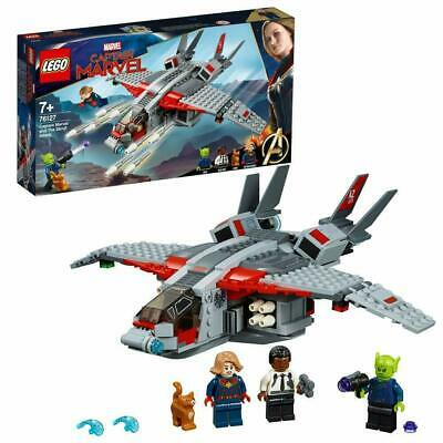 `LEGO Marvel Super Heroes Skrull Talos MINIFIG from Lego set #76127 Brand New